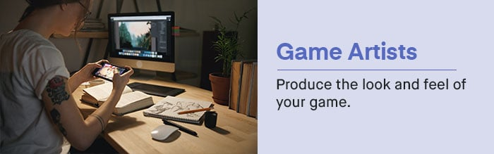 Mobile Game Artists - Game Economy Design