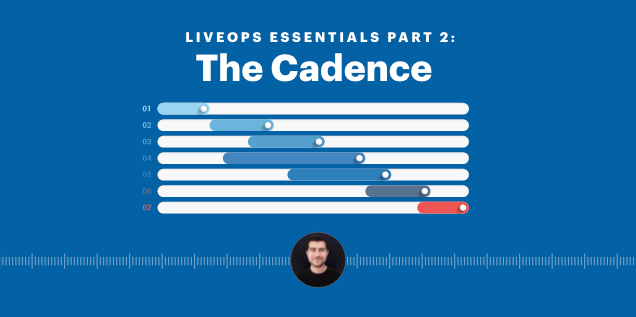 LiveOps Essentials Part 2: The Cadence